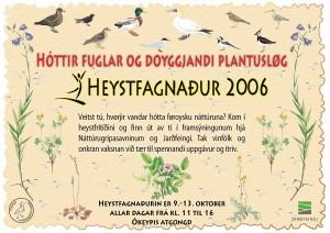 Heystfagnaður2006