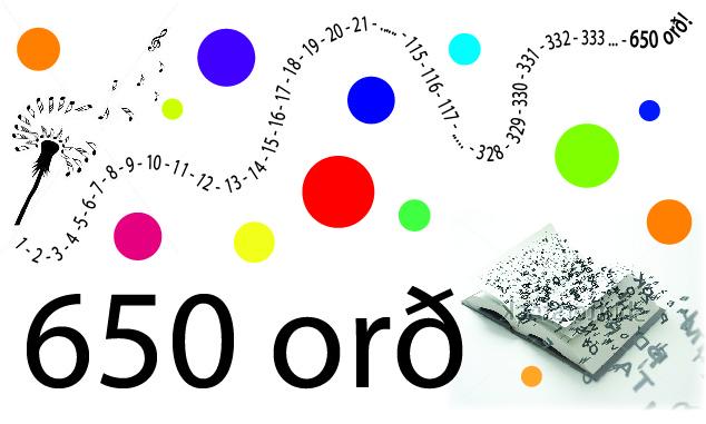 650 orð