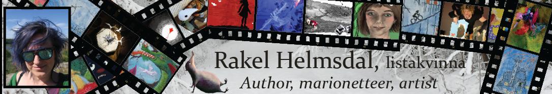 Hugspor og blik – Rakel Helmsdal